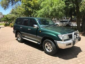 1998 Toyota Landcruiser FZJ105R GXL (4x4) 4 Speed Automatic 4x4 Wagon Kent Town Norwood Area Preview