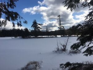 Cottage building lot for sale, near Madoc with VTB available