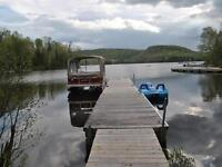 Move in ready waterfront property just minutes from Tremblant Laurentides Québec Preview