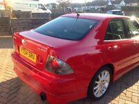 £2450: Lexus IS 200, 2L Automatic Petrol, 54 Plate: 65,000 miles