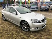 2015 Holden Caprice WN MY16 V Silver 6 Speed Auto Active Sequential Sedan Dapto Wollongong Area Preview