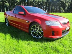 2007 Holden Ute VE SS V Red 6 Speed Sports Automatic Utility Gepps Cross Port Adelaide Area Preview