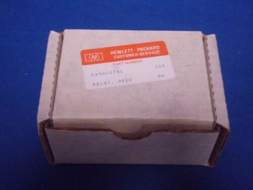 HP 0490-0741 REED RELAY