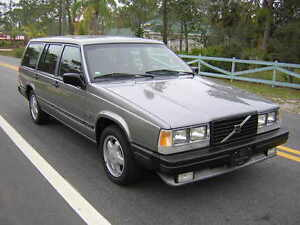 1989 Volvo 740 Turbo Wagon