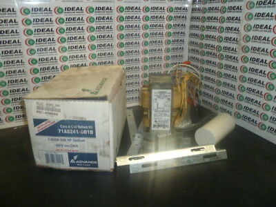 ADVANCE TRANS 71A8241001D BALLAST NEW