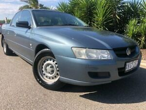 2004 Holden Crewman VZ Grey 4 Speed Automatic Crew Cab Utility Hoppers Crossing Wyndham Area Preview