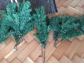 Christmas tree! 6ft six foot Xmas TREE artifical, fake tree