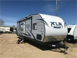 *NO PAYMENTS FOR 6 MONTHS* XLR BOOST 27QB TOY HAULER