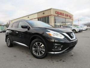 2017 Nissan Murano SV, NAV, ROOF, LOADED, 23K!