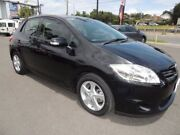 2011 Toyota Corolla ZRE152R MY11 Conquest Black 4 Speed Automatic Hatchback Oakleigh Monash Area Preview