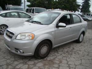 CHEVROLET AVEO - LOW KM * CERTIFY