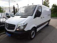 2014 64 MERCEDES-BENZ SPRINTER 2.1TD 313CDI MWB LOW ROOF