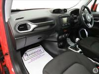 Jeep Renegade 1.4 Multiair Longitude 5dr 2WD