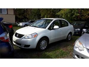 "2009 Suzuki SX4-EXTRA CLEAN-RUSTPROOFED-""SALE"" PRICED!"