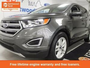 2016 Ford Edge Don't be grey, let's get a hooray for your new ca