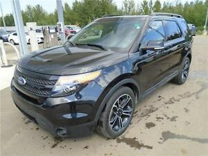 ** 2015 ** FORD ** EXPLORER ** SPORT ** AWD ** LOW KMS **