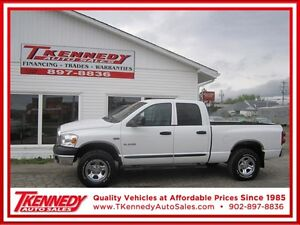 2008 Dodge Ram 1500 ST 4X4 ** EXTRA CLEAN ** ONLY $12,877.00