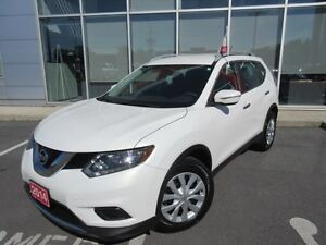 2014 NISSAN ROGUE S FWD CAMERA B-TOOTH 3.9% 84 MONTHS