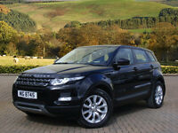 Land Rover Range Rover Evoque SD4 PURE (black) 2014-07-11