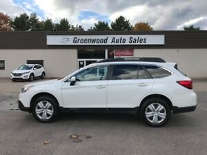 2017 Subaru Outback 2.5i BACKUP CAM! AWD! FINANCE TODAY!