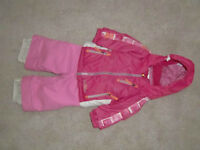 Obermeyer 2 Peice Snowsuit 1T