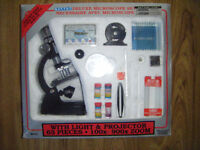 Microscope set for sale