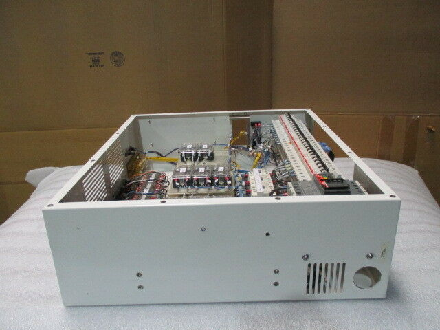 Novellus Electrical Breaker Box, Contactor, Circuit Breaker. 423024