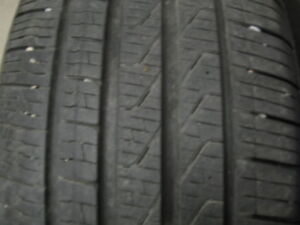EXC PAIR OF PIRELLI 205/55R16 $60 FOR BOTH.
