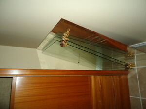 Eames Era, Teak, Denmark Wall Unit, Near new condition Williams Lake Cariboo Area image 5