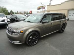 Ford Flex Limited AWD 2019 Limited AWD Cuir GPS Toit 7Pass