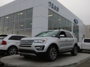 2017 Ford Explorer PLATINUM, 600A, SYNC3, NAV, REAR CAMERA, HEAT