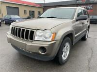 2006 Jeep Grand Cherokee Laredo 4X4 Laval / North Shore Greater Montréal Preview