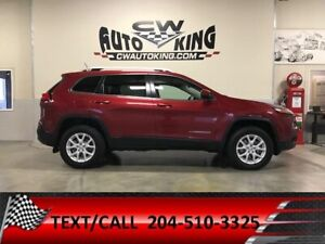 2015 Jeep Cherokee North / 4x4 ... V/6, Financing Available