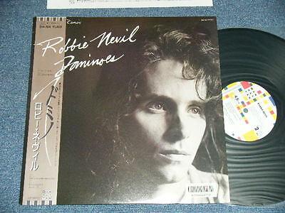 """ROBBIE NEVIL Japan 1987 NM 12"""" Single +Obi DOMINO"""