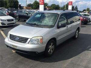 2007 FORD FREESTAR,LOADED,EXCELLENT CONDITION,TV,DVD,83000 KM!!!