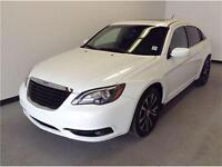 2013 Chrysler 200 S Nav/Sunroof/Remote start