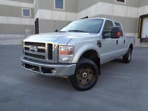 2008 Ford Super Duty F-250 XLT, 4X4, CLEAN CARPROOF, LOW KM