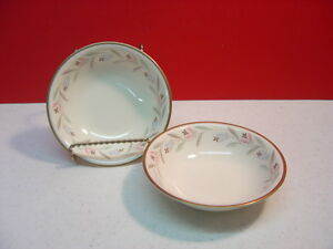 Homer-Laughlin-China-NANTUCKET-Two-Fruit-Bowls