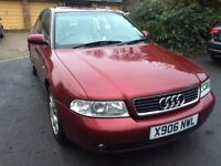 Excellent Audi A4 car for sale on bargain price