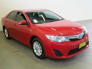 2012 Toyota Camry AVV50R Hybrid H Wildfire Continuous Variable Sedan Westdale Tamworth City Preview