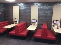 Grill bar takeaway restaurant for sale