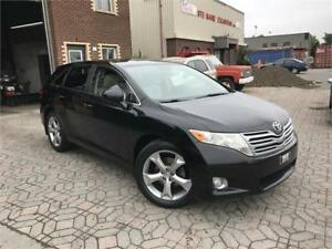 TOYOTA VENZA 2009 AUTO / AWD / AC / CAMERA / MAGS / CUIR !!