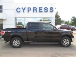 2014 Ford F-150 Lariat- Navigation, Chrome Package