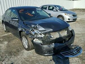 2012 Nissan Altima  (Black car for parts)