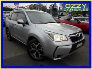 2013 Subaru Forester MY13 2.0XT Silver Continuous Variable Wagon