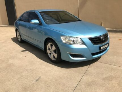 2006 Toyota Aurion GSV40R AT-X Sedan 4dr Spts Auto 6sp, 3.5i [Oct] Blue Sports Automatic Sedan