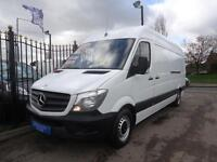 2014 MERCEDES-BENZ SPRINTER 2.1TD 313 CDI LWB FACELIFT MODEL