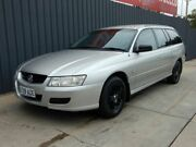 2006 Holden Commodore VZ MY06 Executive Silver 4 Speed Automatic Wagon Blair Athol Port Adelaide Area Preview