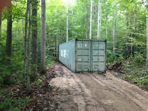 40ft EXCELLENT SHAPE Used Shipping and Storage Containers