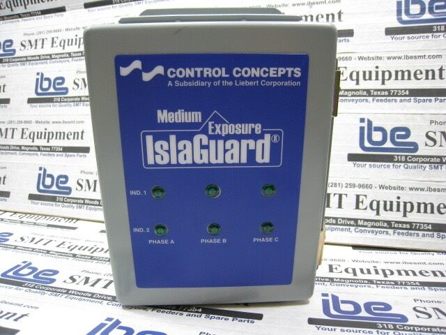 Islaguard Medium Exposure Surge Suppressor IM277Y160